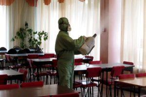 ДЕЗИНФЕКЦИЯ ТОЧЕК ОБЩЕПИТА В Стерлитамаке